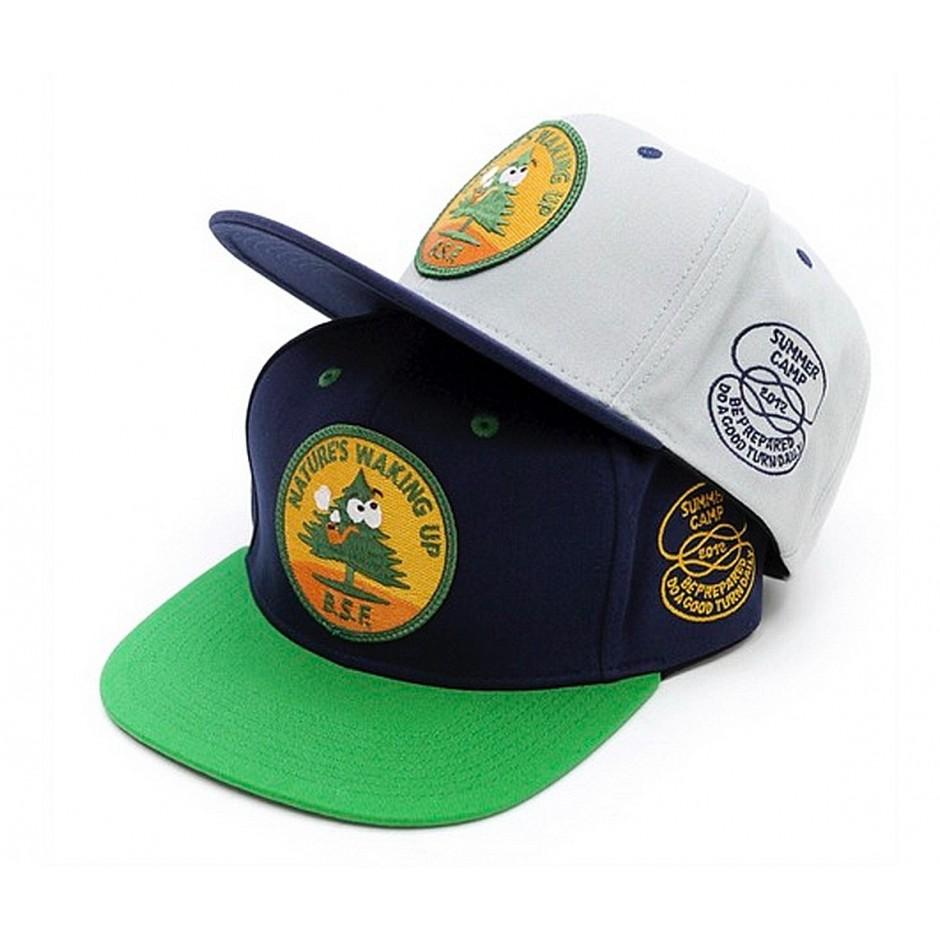 Conifer Sage Snapback CAP