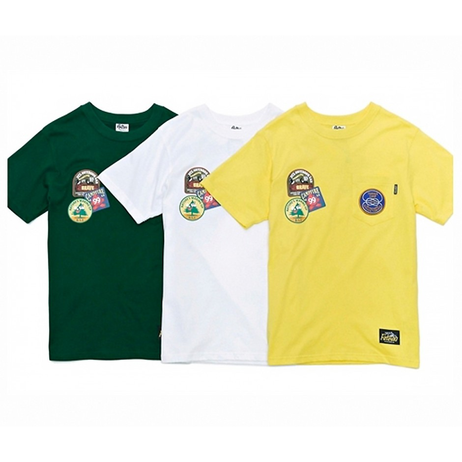 Filter017 B.S.F. PATCH TEE