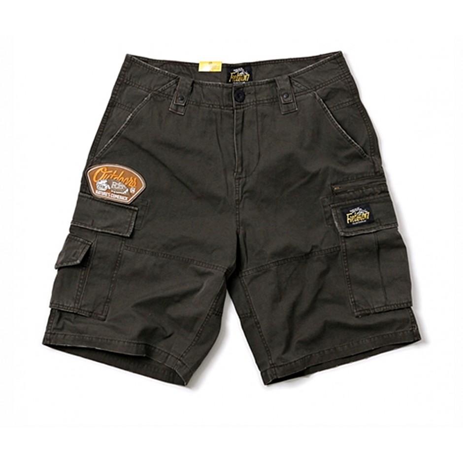 Filter017 Short destroy Wash Pants
