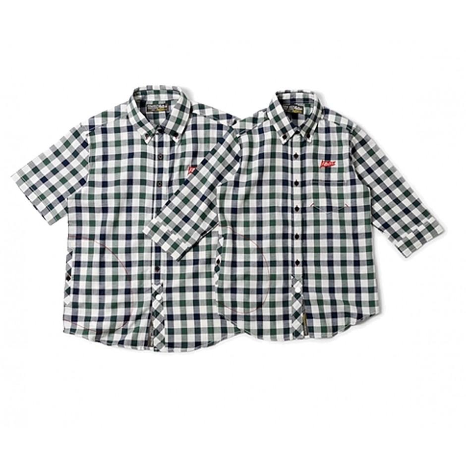 Filter017 Flag Plaid Shirts