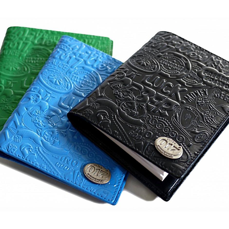 Filter017 Passport/ Notebook Holder Casino Life