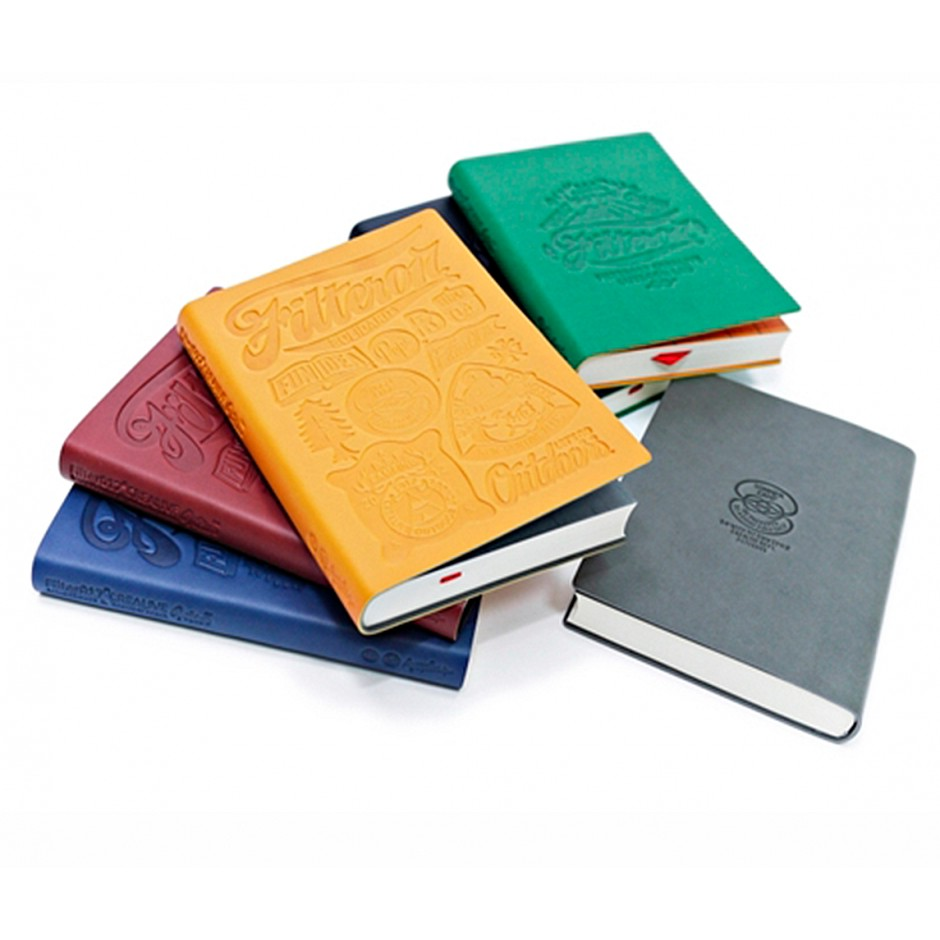 Filter017 Notebook BSF Travelers/Camping Logo