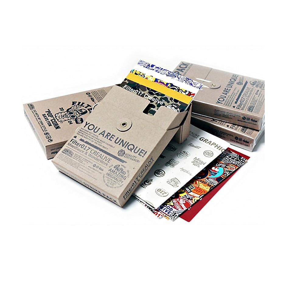 Filter017 Strike Pack Kaarten Works Collectionset